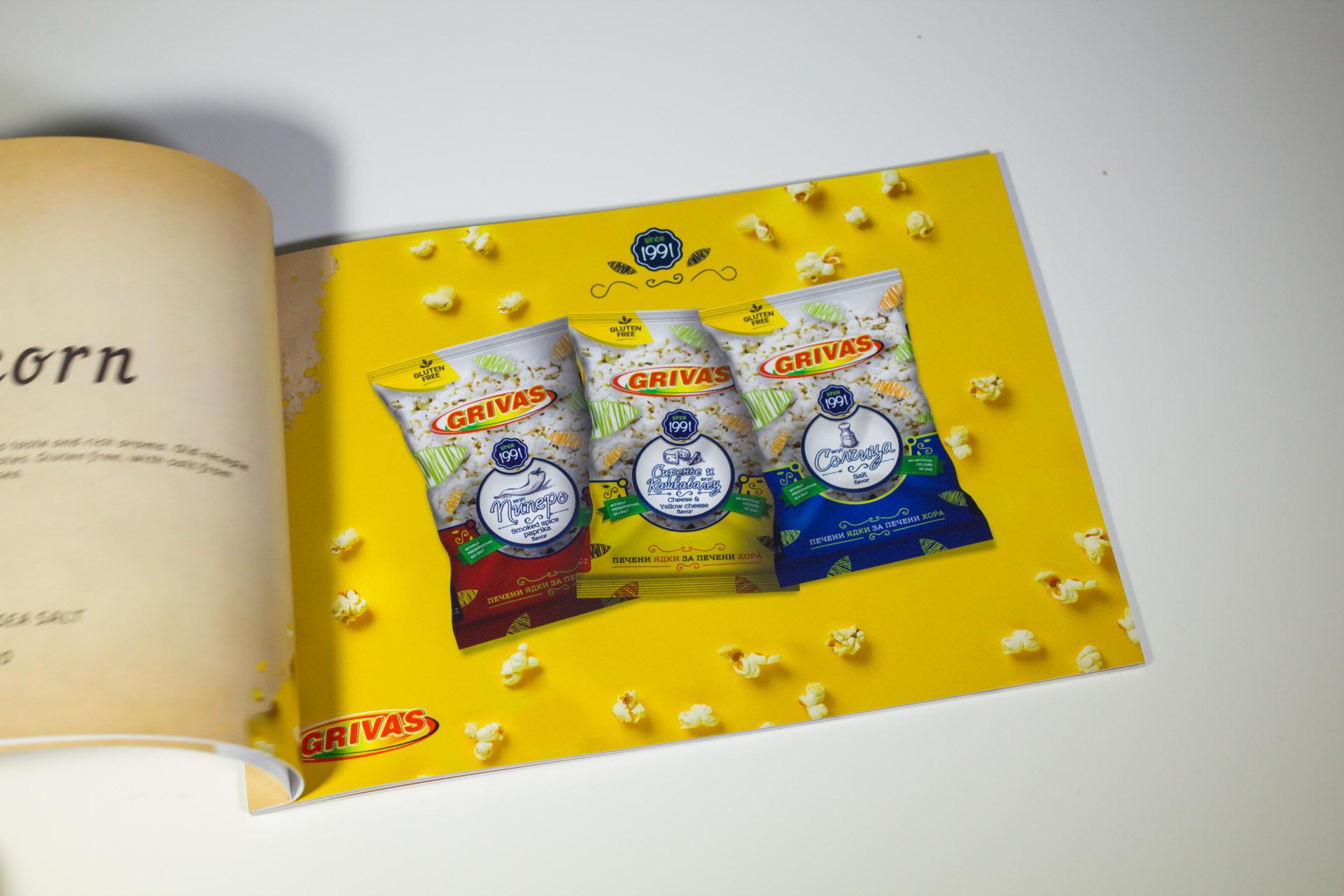 Grivas-catalog