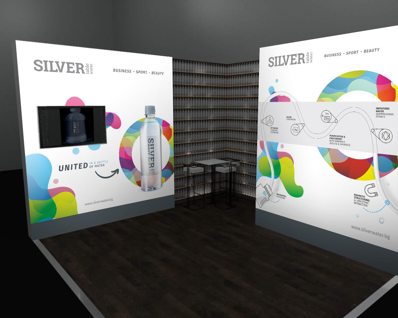 Silver-biofach-stand-design